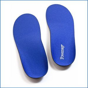 3. Powerstep Original Full Length Orthotic Shoe Insoles