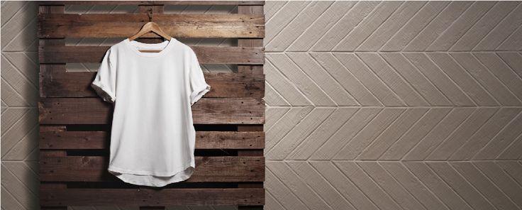 Ornamenta brengt met Wood 'n Would een hout look tegelcollectie gemaakt van geëxtrudeerde klei. De nerven van het hout worden met de hand in de tegels geperst. Het resultaat is een verrassende combinatie van handwerk en een gestileerde houtlook.