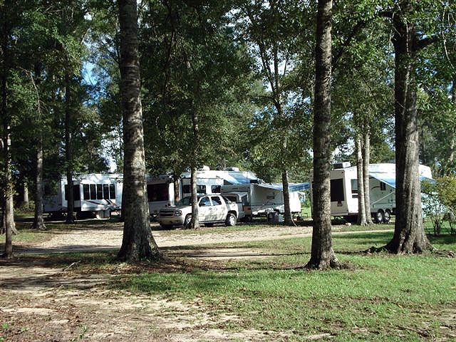 Woodland Farm RV Campground Saucier MS Passport America