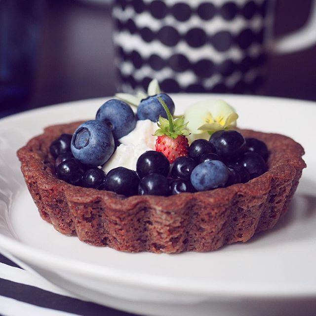 #leivojakoristele #mustikkahaaste Kiitos @riisano