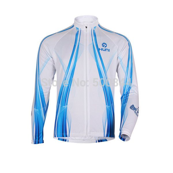 ==> [Free Shipping] Buy Best DONEN HOT Sales Long Cycling Jersey White Team bike / bicycle / MTB clothing / jacket /t-shirt for Man's Cycling Clothing Online with LOWEST Price | 1942675851