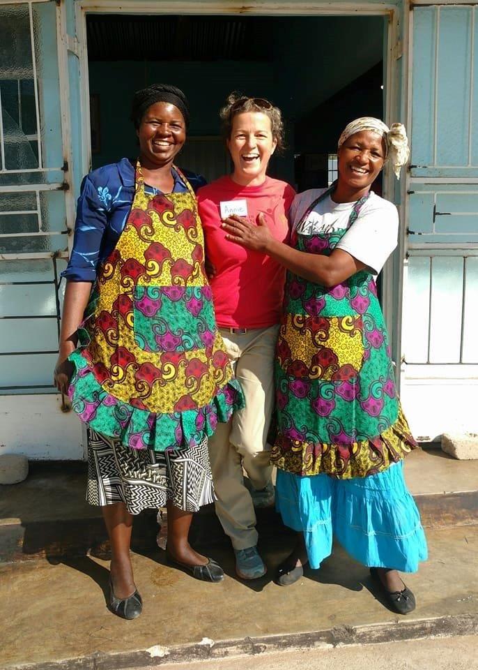 Adult Eco-Clubs empower Zimbabwean and Zambian women