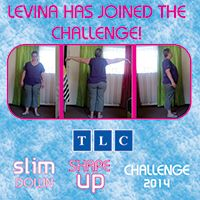 Levina has joined the Challenge! www.tlcforwellbeing.com