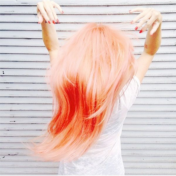 Live vicariously through these Rainbow Brite hairstyles, courtesy of London-based salon Bleach London.