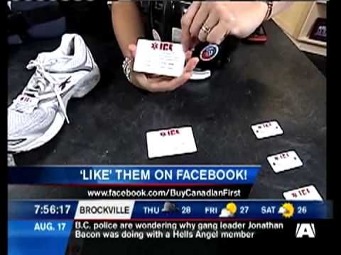 Buy Canadian First on CTV's Morning Live Ottawa: Part 2 Back-to-School Made in Canada - August 2011