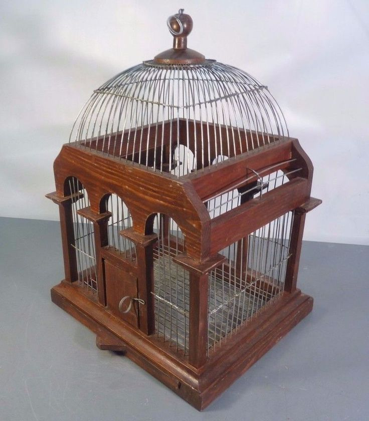 10 Best images about Bird Cages on Pinterest | Bird cage ...