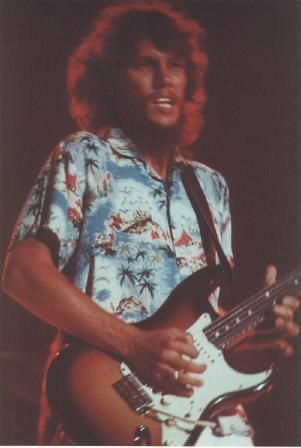 Steve Gaines of Lynyrd Skynyrd, wrote the song I Know a Little and played the rip-roaring solo. Sadly he died in a plane crash in 1977 which also killed the lead singer, Ronnie Van Zant.