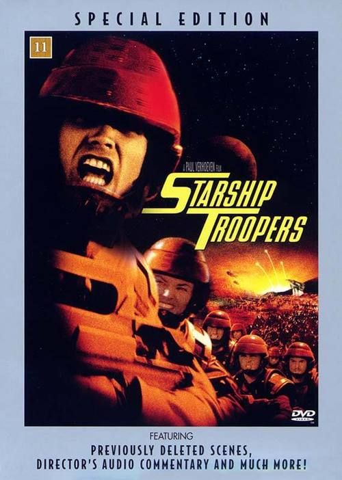 Watch Starship Troopers 1997 Full Movie Online Free