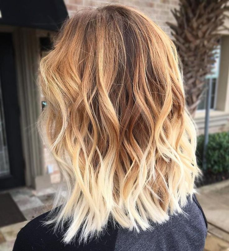 Hair Type And Skin Tone This Seamless Combination Of Light Blonde Warm Caramel Is An Absolutely Fantastic Way To Complement Someone With A Fairer