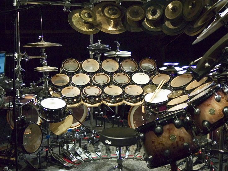 As every musician knows, to have a great band you need a great drummer.