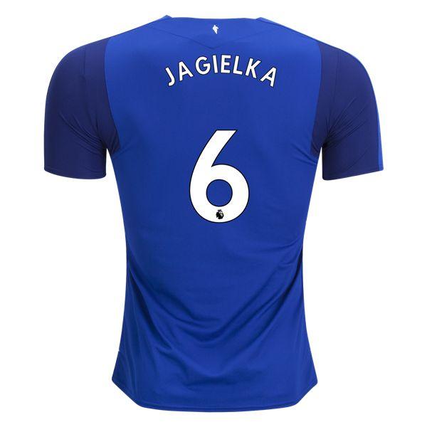 Umbro Phil Jagielka Everton Home Jersey 17/18