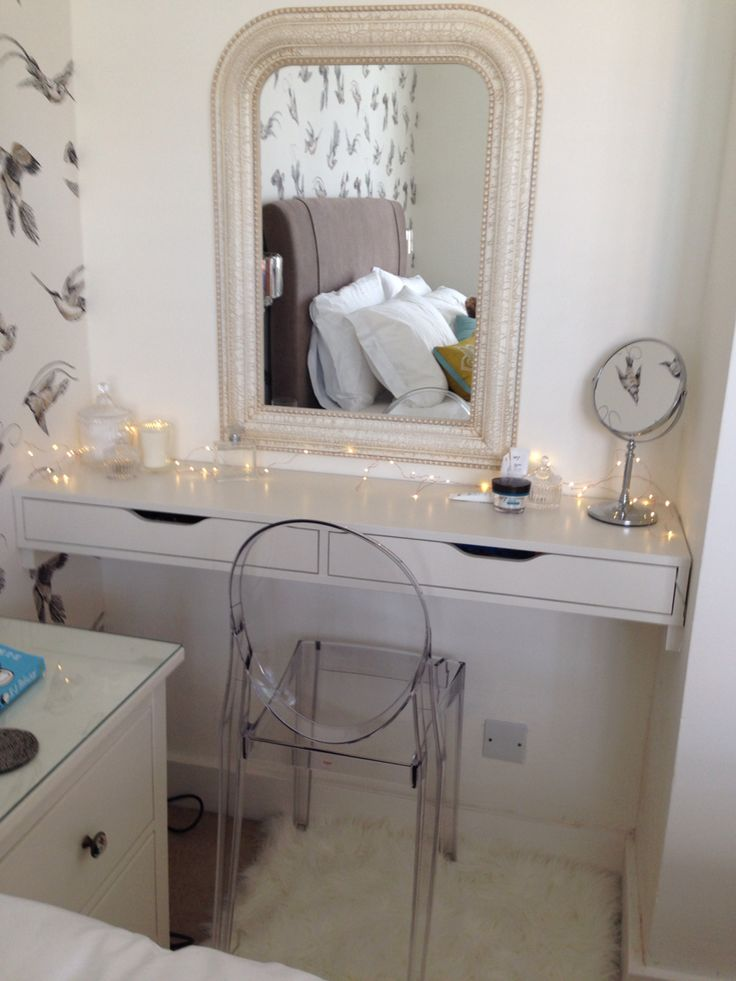 Dressing Table Ikea Hack Ekby Alex Farrow And Ball