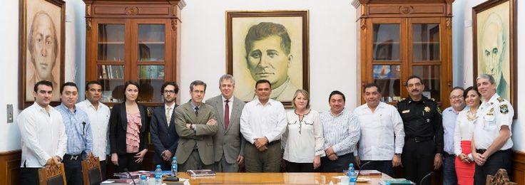 Compartirá Yucatán avances del Sistema de Justicia Penal con 17 naciones