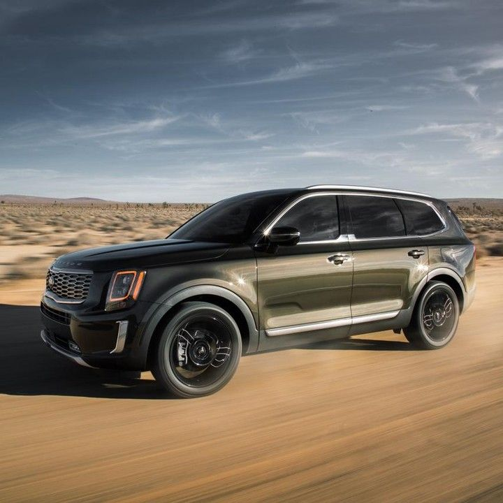 Fuel Economy Numbers For The 2020 Kia Telluride Has Cropped Up On The Epa S Website Revealing A Rating Of 20 26 23 Mpg Kia Motors Kia Telluride