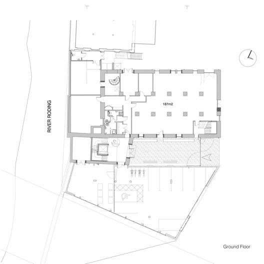 The Granary,Ground Floor Plan