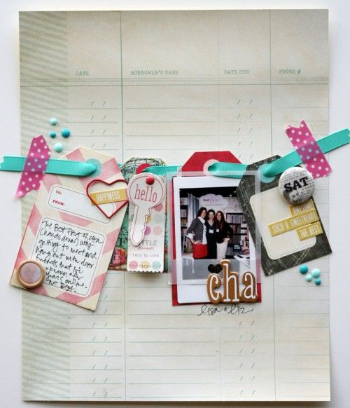 Stephanie Howell Scrapbooking