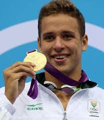 Chad le clos wins gold at 2012 olympics