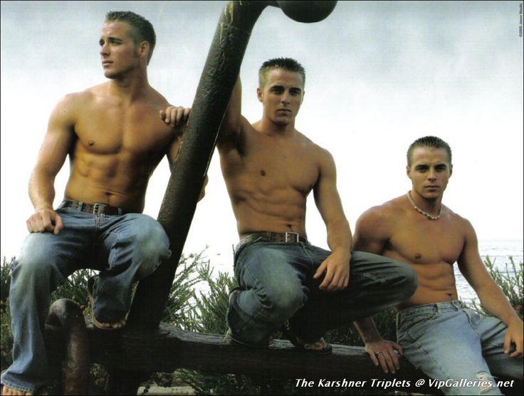 Swimwear Nude Male Twins Gay Brothers Jpg
