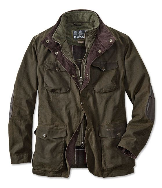 Just found this Barbour Mens Lined Waxed-Cotton Jacket - Barbour%26%23174%3b Ogston Jacket -- Orvis on Orvis.com!