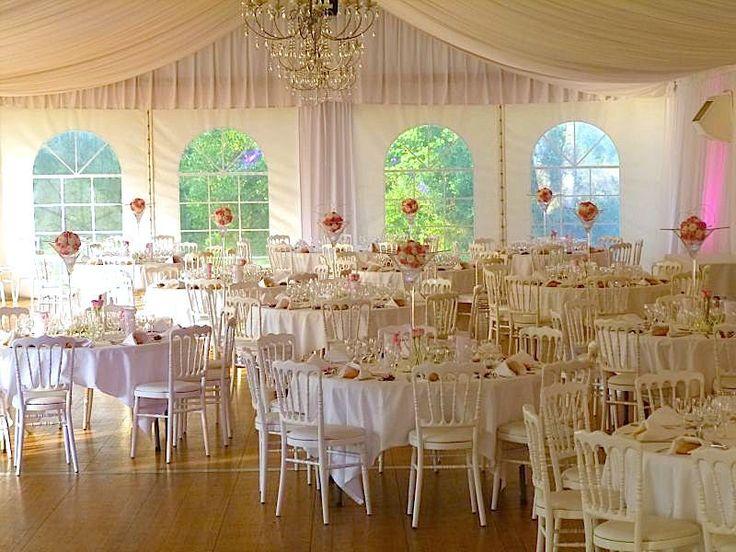 decoration mariage dcoration florale des centres de table compositions florales fleurs fraches - Cameraman Mariage Lille