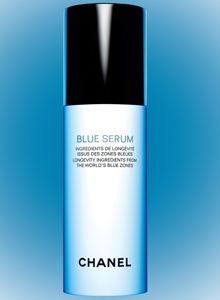 """Get a FREE Chanel Blue Serum Skincare Sample! - Just click """"Sign Up"""" and complete the short form."""