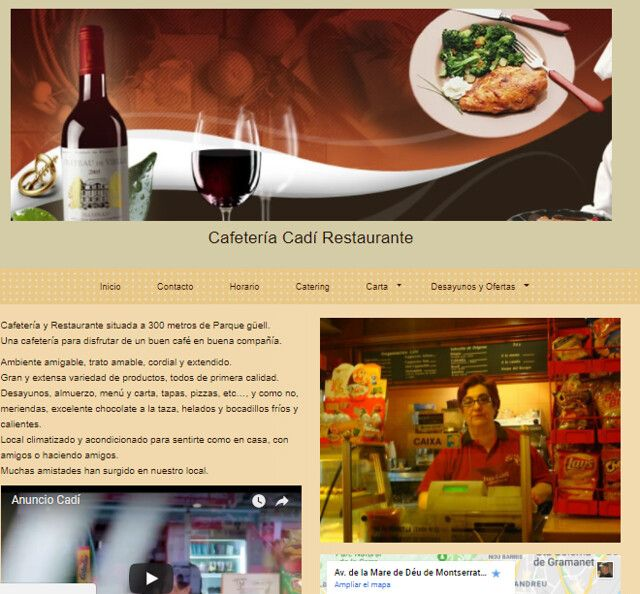 Cafeteriacadi Com Food Photography Flickr