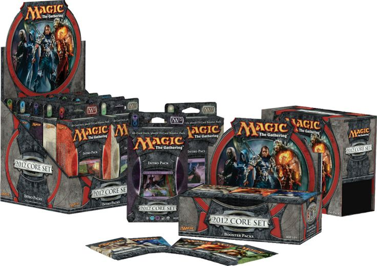 Still good after all these years.: Magic 2012, 2012 Products