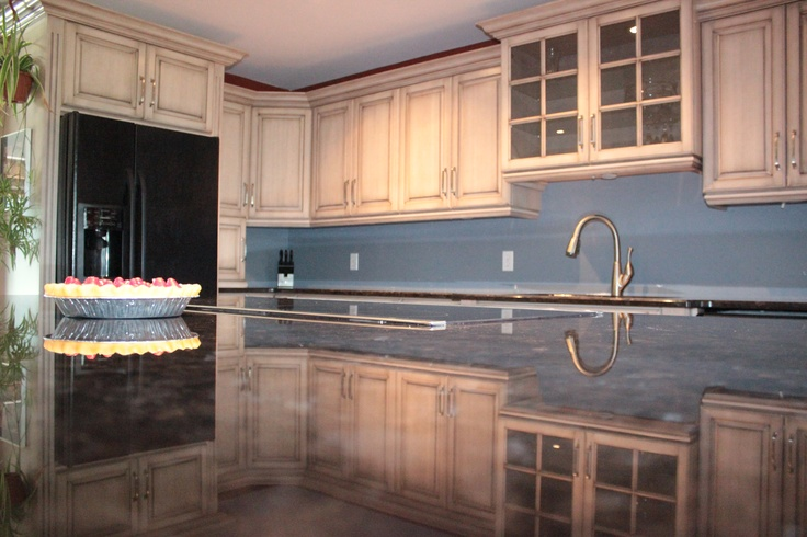 Custom Kitchen by Leeds Cabinets