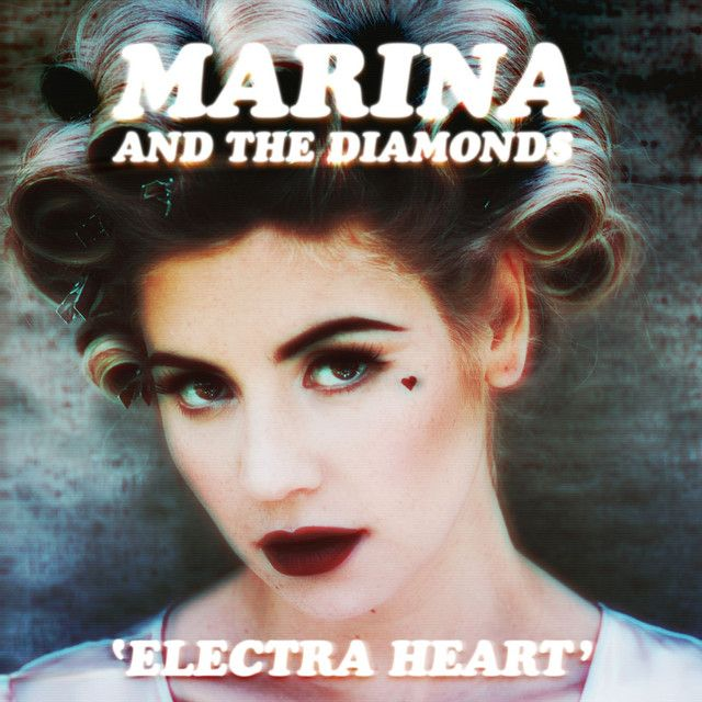 """""""How To Be A Heartbreaker"""" by Marina and the Diamonds added to Discover Weekly playlist on Spotify"""