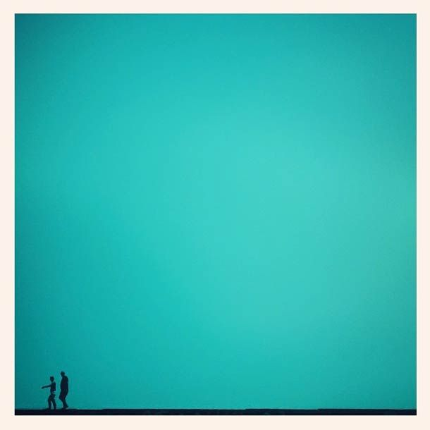 Les photos Instagram minimalistes de Tony Hammond