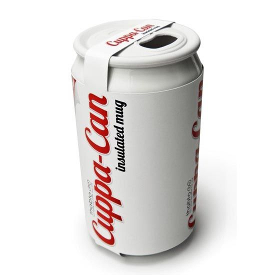 Soda Can styled Coffee mug