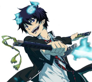 9 best blue excorcist images on Pinterest | Ao no exorcist ...