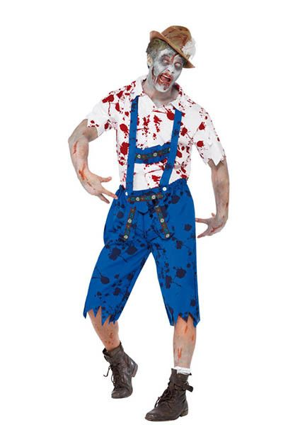 Newest addition to our catalogue Men's Zombie Fanc...  Follow Link http://sexyheksie.myshopify.com/products/copy-of-bloody-bride-zombiet-fancy-dress-costume-lb-l15415
