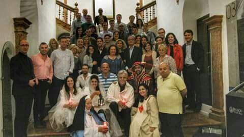 Una velada de Difuntos inolvidable la que vivimos el 29 de octubre en Lucena, donde se profundizó en la muerte a través de la ciencia, la religión y la literatura.