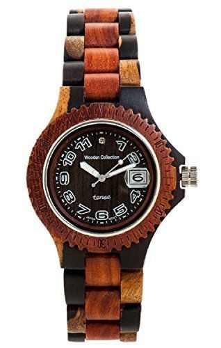 Tense Multicolored Inlaid Sports Watch Mens Hypoallergenic G4100IDM -- More info could be found at the image url.Note:It is affiliate link to Amazon.