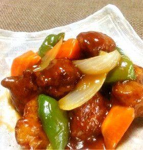 甘酢あんが美味しい♪♪酢豚(酢鶏) by ぷるベリー [クックパッド] 簡単おいしいみんなのレシピが260万品