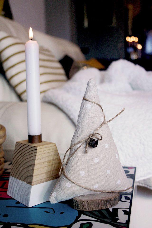 Navidad dorada y gris en mi casa (11 pasos) - Nordic Treats