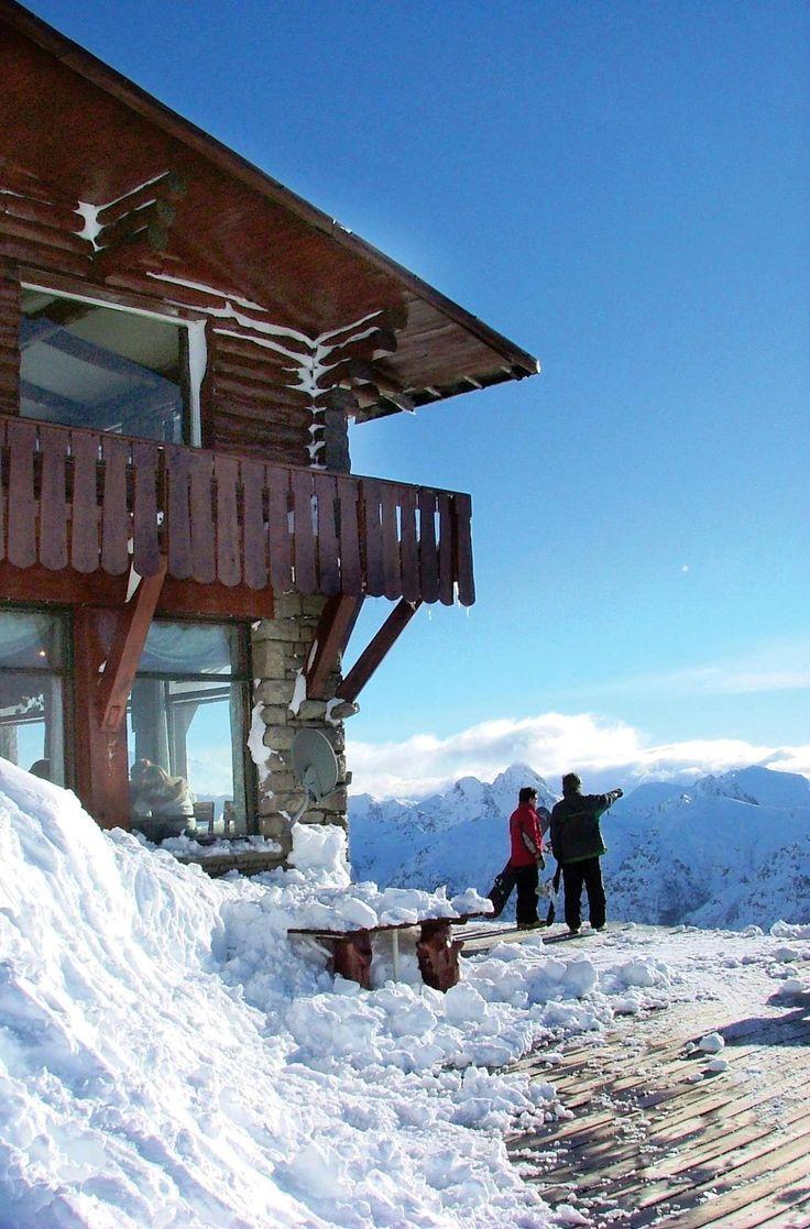 Bariloche, Argentina. San Carlos de Bariloche, in Argentina's Patagonia, is a…