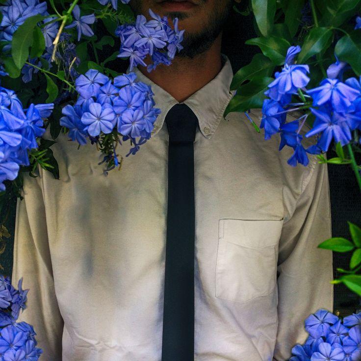 Spring breeze_2  #modular #accessory #necktie #madeinitaly #noknots #tie #cravatta #man #style #double #side #eclectic #eclepti