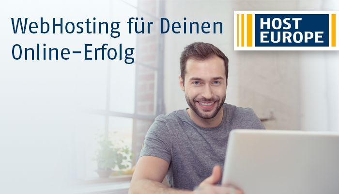 WebHosting by Host Europe für Deinen Online-Erfolg:  https://www.hosteurope.de/WebHosting/  #Webhosting by #HostEurope (#Host #Europe)