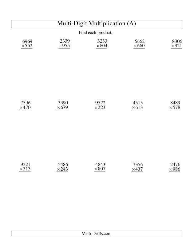 7 best School-Maths images on Pinterest Homeschool math - multiplication frenzy worksheet