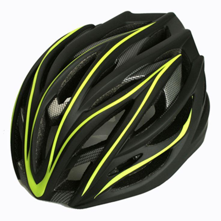 מקצועי חדש אופניים רכיבה על אופניים 4 צבעים EPS + מחשב Ultralight MTB כביש אופני הרי קסדה אינטגרלי יצוק