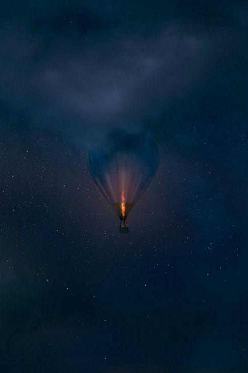 ilaurens:  Night Flight - By: (Mikko Lagerstedt)