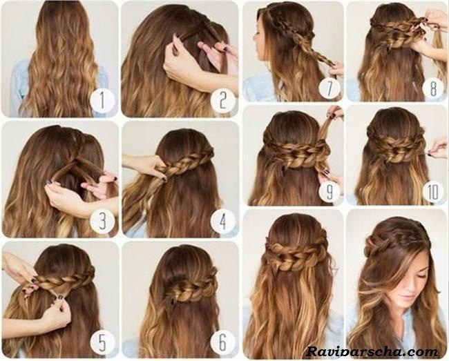 Pin On Hair Tutorials
