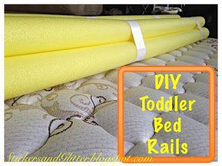 Best 25 Toddler Bed Rails Ideas On Pinterest