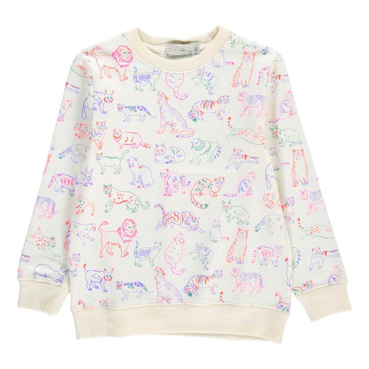 Stella McCartney x Smallable Exclusive Stella McCartney x Smallable - Feline Sweatshirt-product