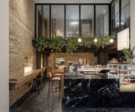 Bursa balbek bureau cool architecture lounge