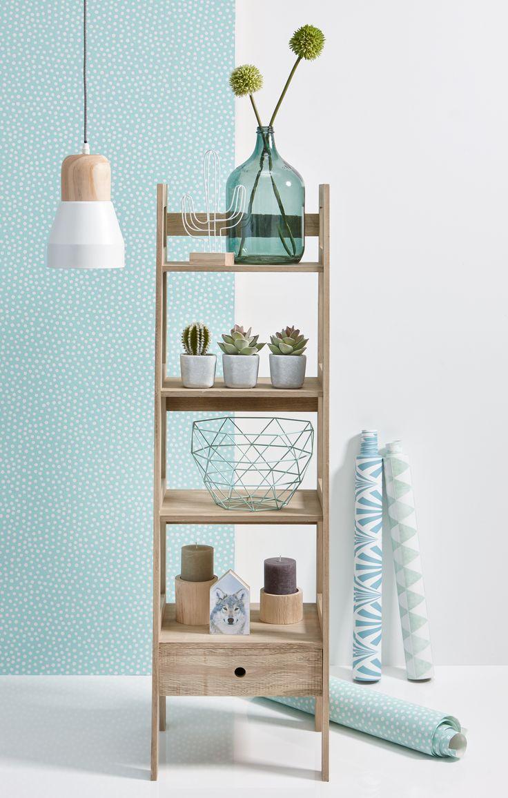 Woondecoratie mag gezien worden in een mooi wandrek. Wandrek MODENA is er in diverse maten :-) #woondecoratie #wandrek #hout #wonen #interieur #kwantum