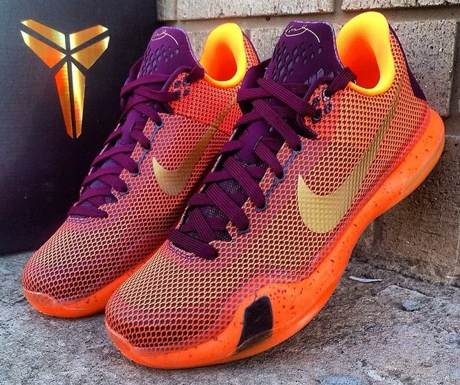 Nike Kobe 10 Silk Road | Sole Collector