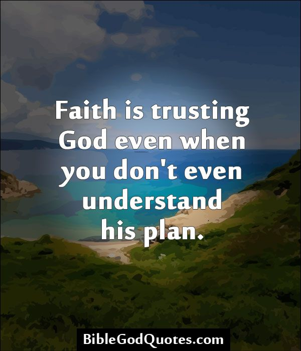 Trust God Quotes Daily Inspiration Quotes